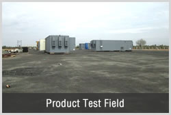 Product Test Field