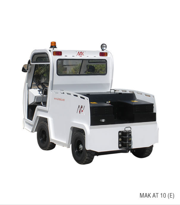 Electric Baggage Tractor | Apron Tractor | Baggage Cargo