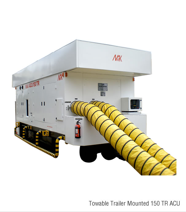 Aircraft Cooling Units : Aircraft air conditioning unit for