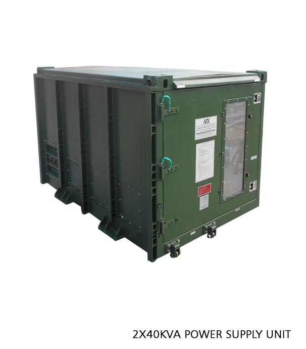 Power Supply Unit Psu Mak Controls And Systems Pvt Ltd