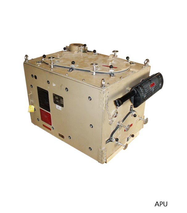 Auxiliary Power Unit Auxiliary Power Unit For Sale Mak